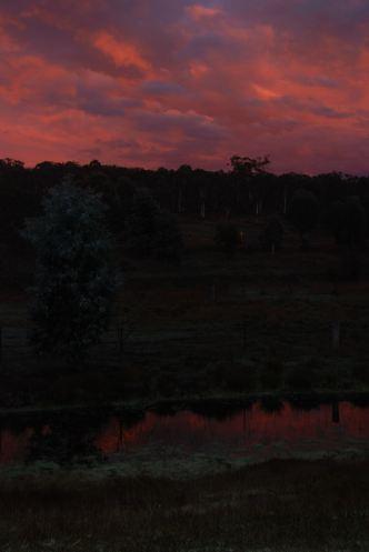 Sunrise 24 Jun